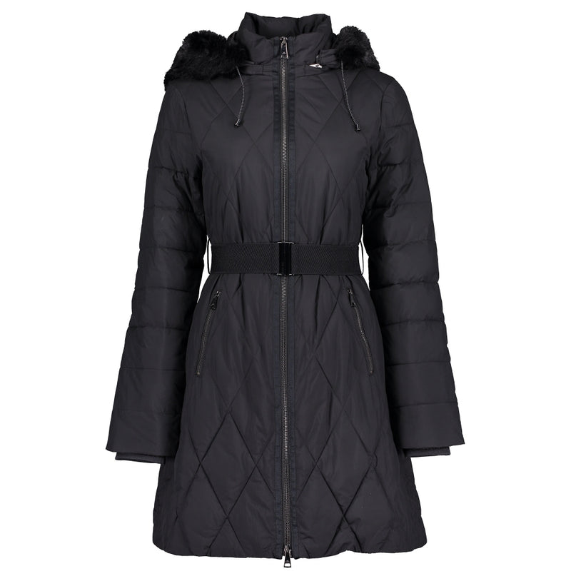 Winiy Quilted Effect Padded Jacket
