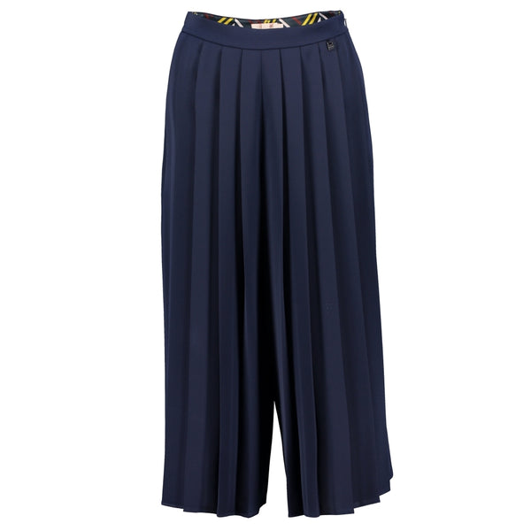 Olloh Front Pleated Culottes