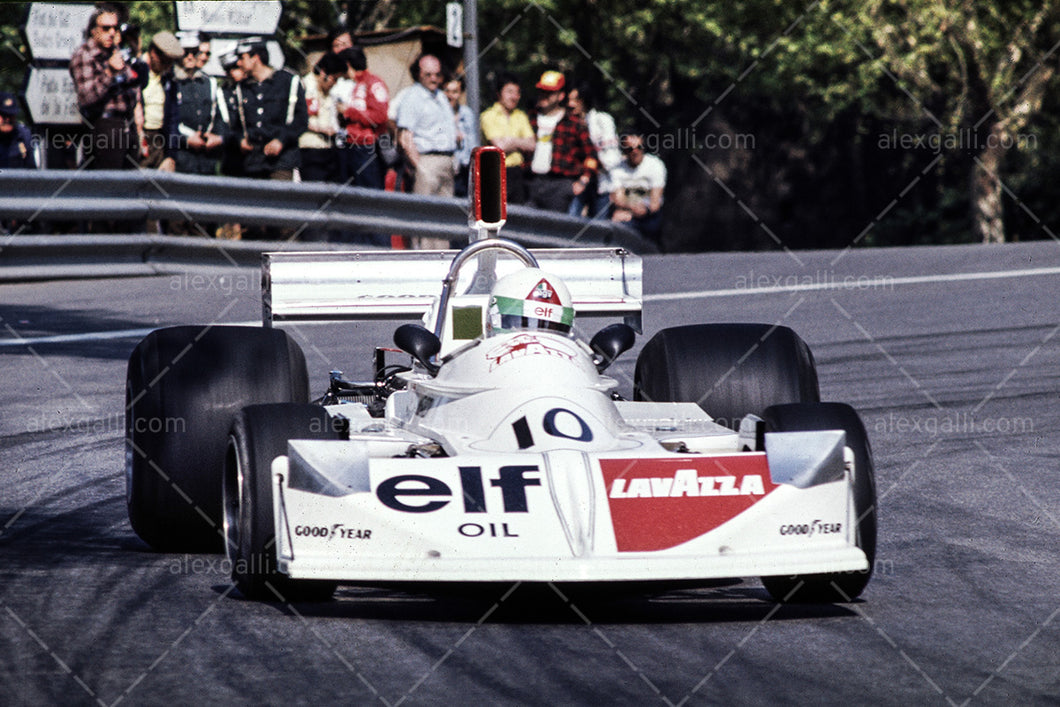 F1 1975 Lella Lombardi - March 741 - 19750040