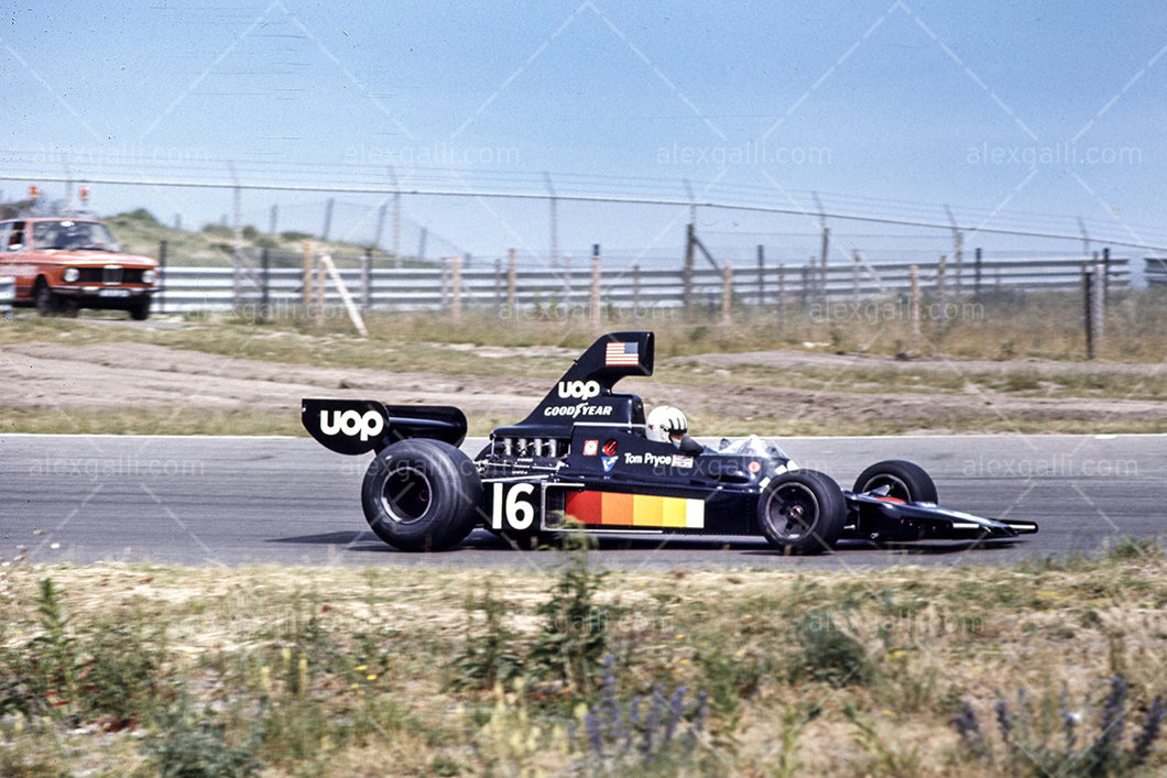 F1 1975 Tom Pryce - Shadow DN5 - 19750054