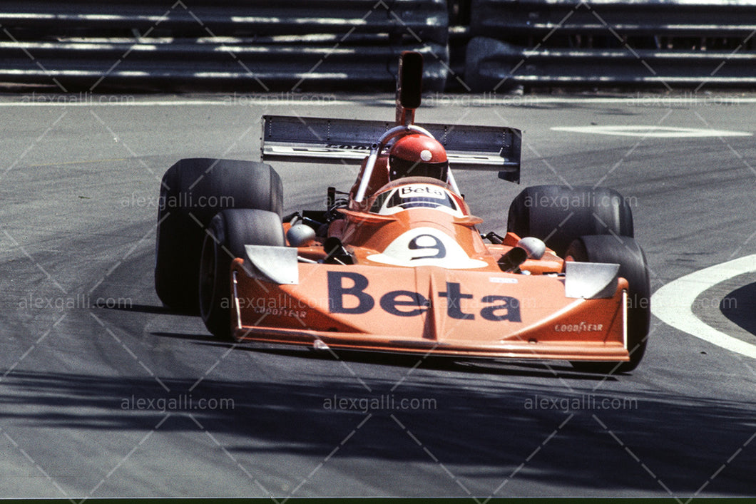 F1 1975 Vittorio Brambilla - March 741 - 19750055