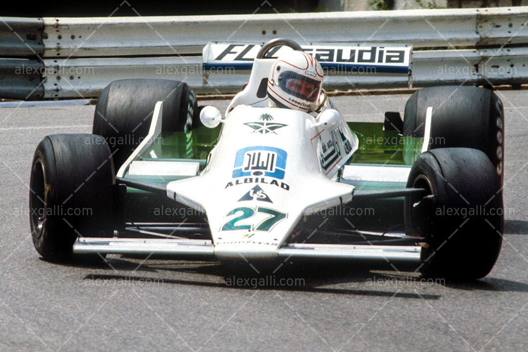 F1 1979 Alan Jones - Williams FW07 - 19790009