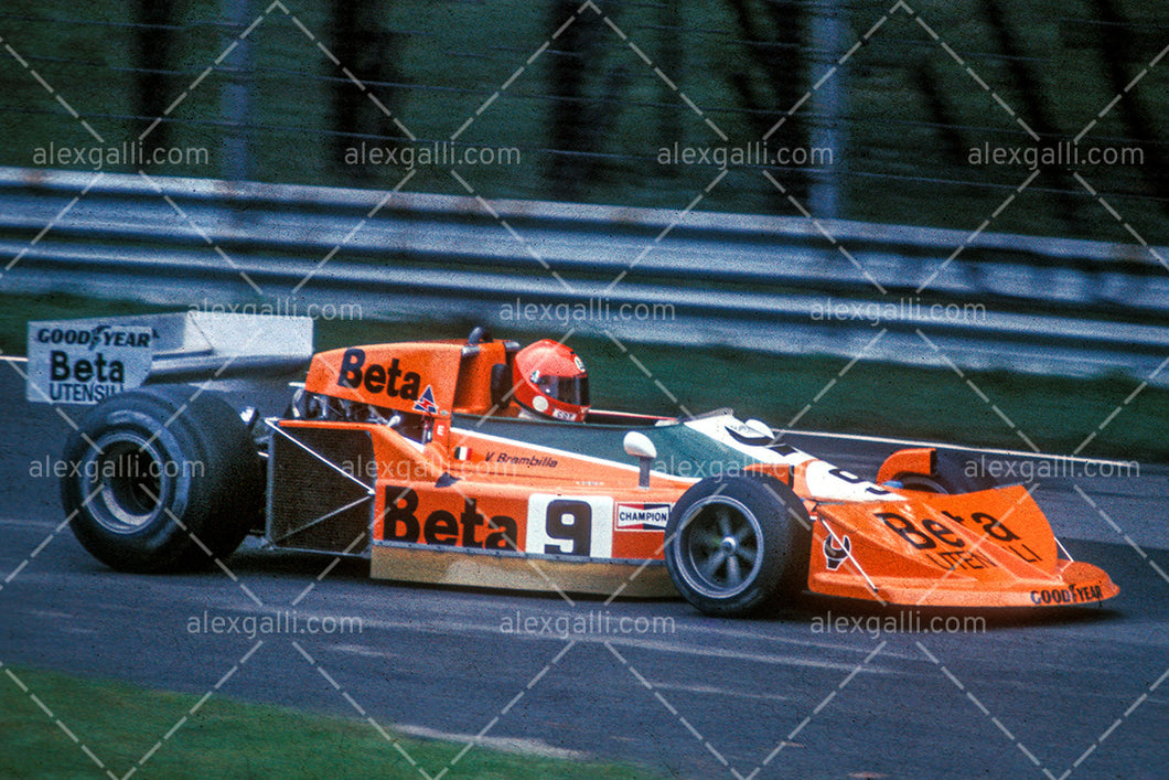 F1 1976 Vittorio Brambilla - March 761 - 19760002