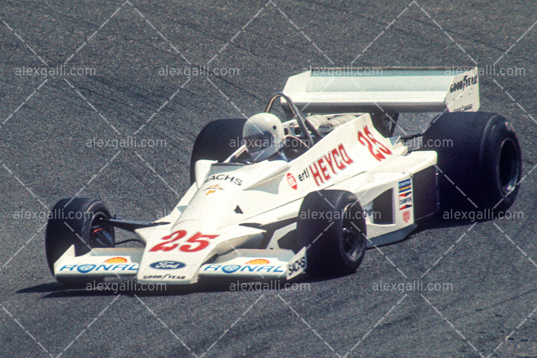F1 1977 Harald Ertl - Hesketh 308E - 19770016