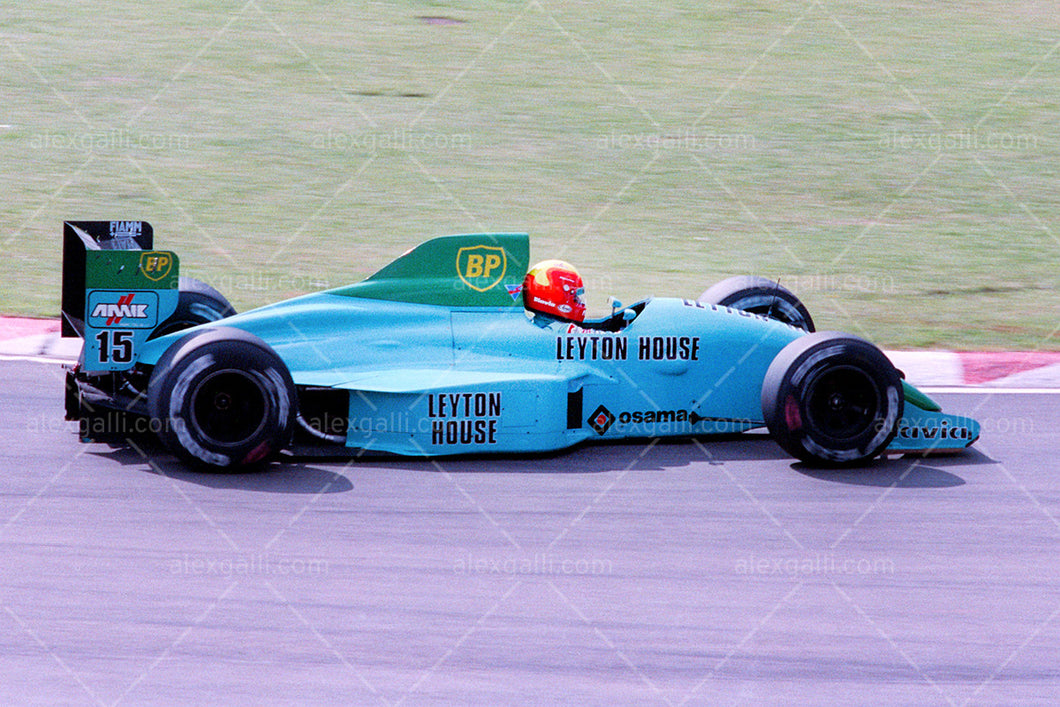 F1 1989 Mauricio Gugelmin - March 881 - 19890033