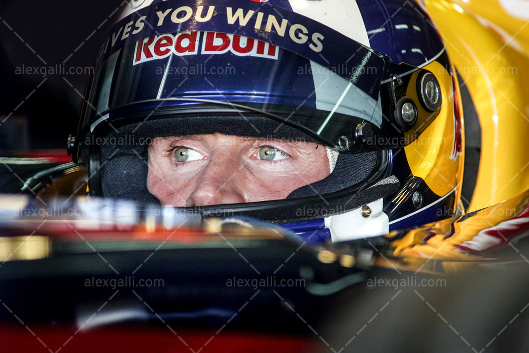 F1 2007 David Coulthard  - Red Bull RB3 - 20070031