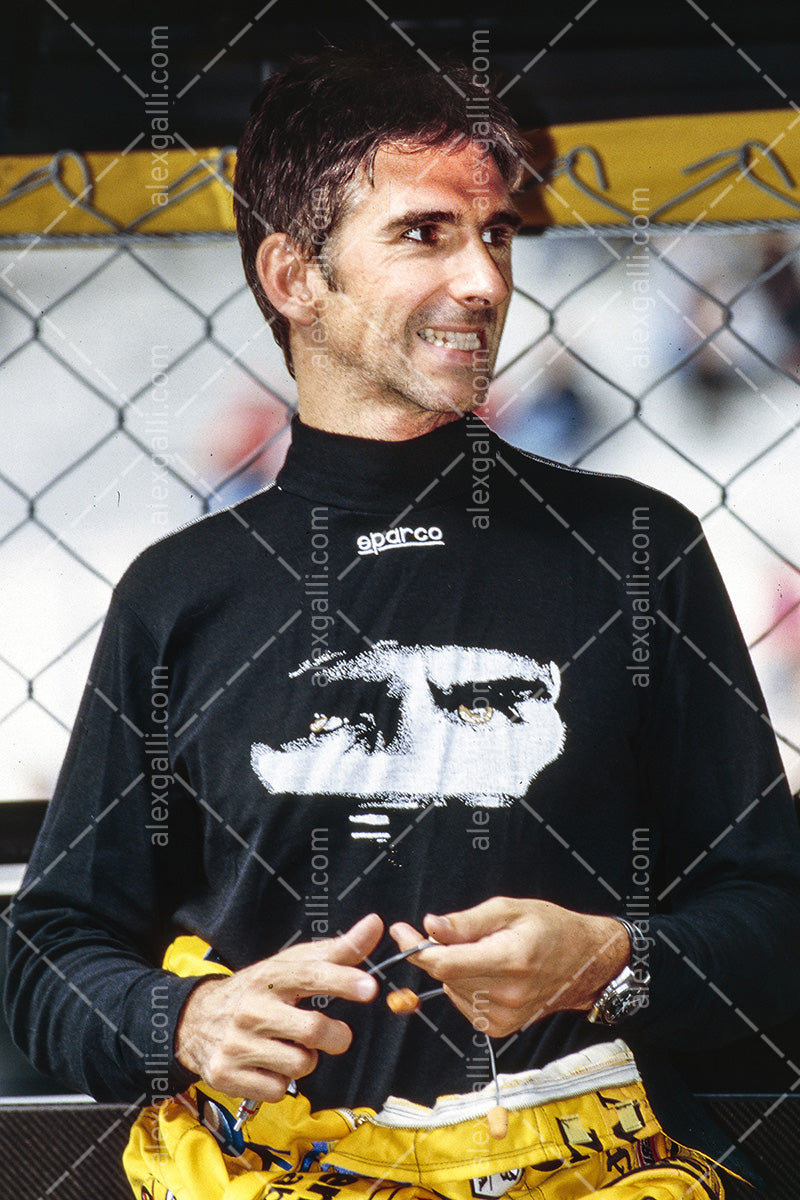 F1 1999 Damon Hill - Jordan 199 - 19990078