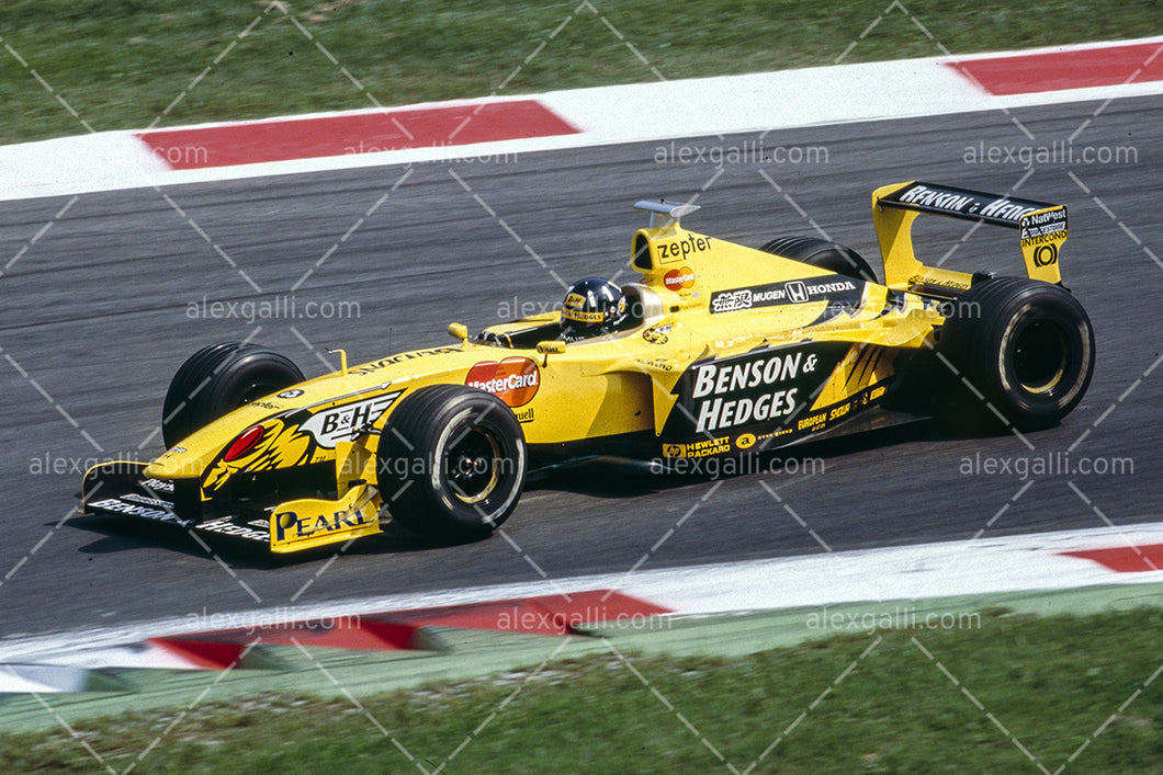 F1 1999 Damon Hill - Jordan 199 - 19990083