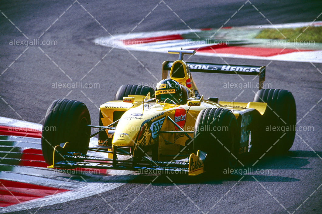 F1 1999 Damon Hill - Jordan 199 - 19990084