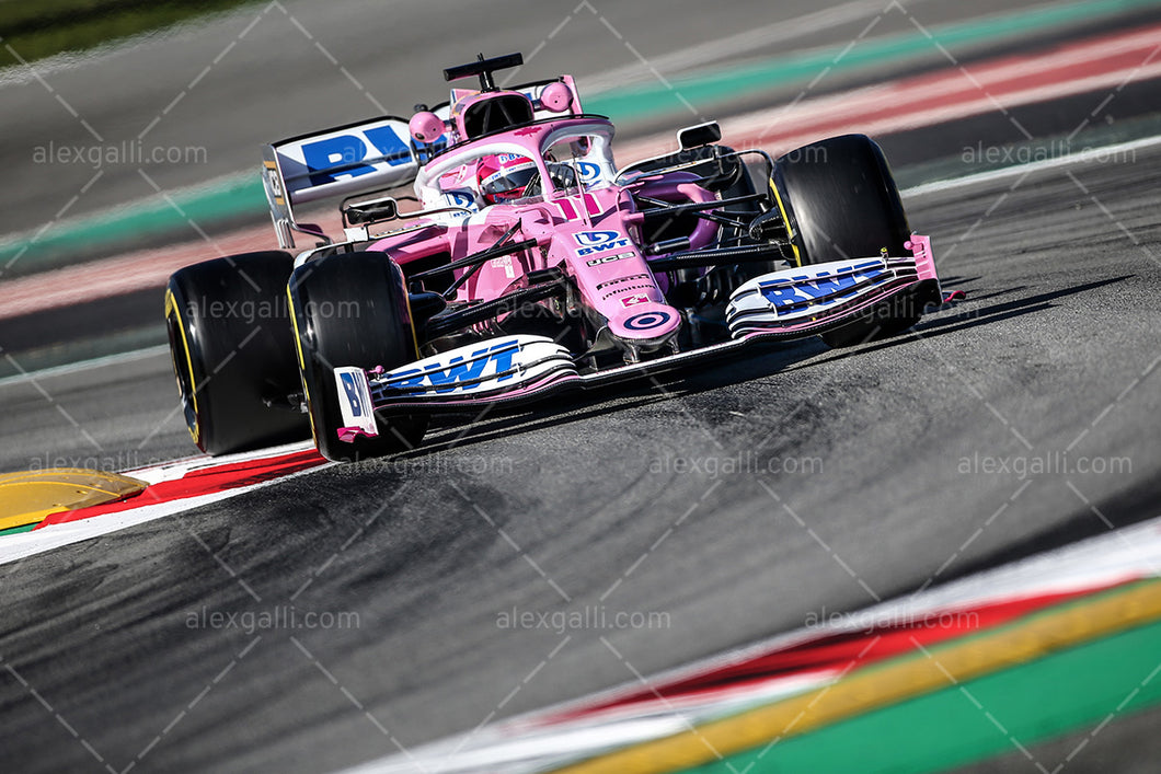 F1 2020 Sergio Perez - Racing Point RP20 - 20200060