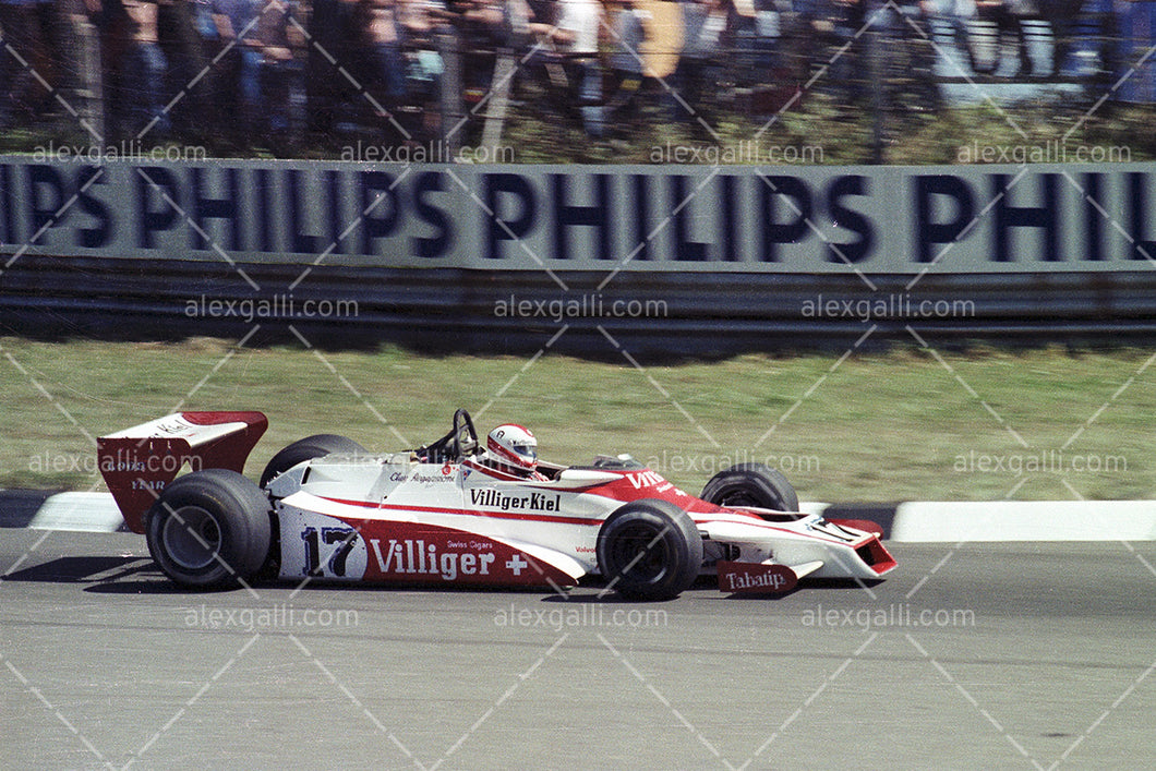 F1 1978 Clay Regazzoni - Shadow DN8 - 19780036