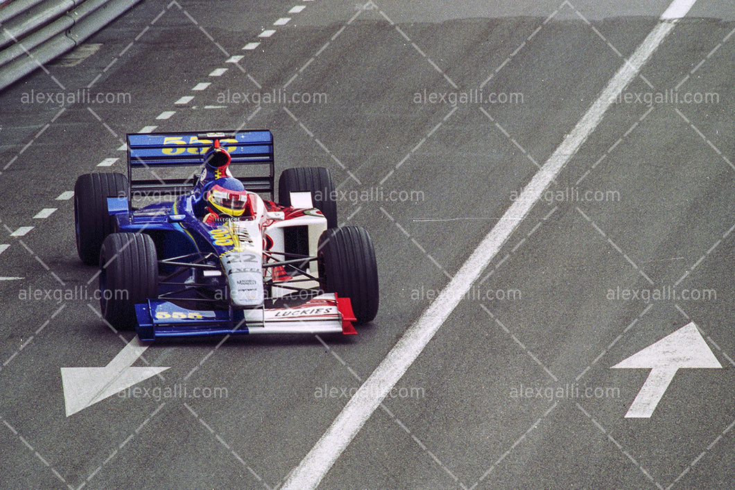 F1 1999 Jacques Villeneuve  - BAR 01 - 19990147