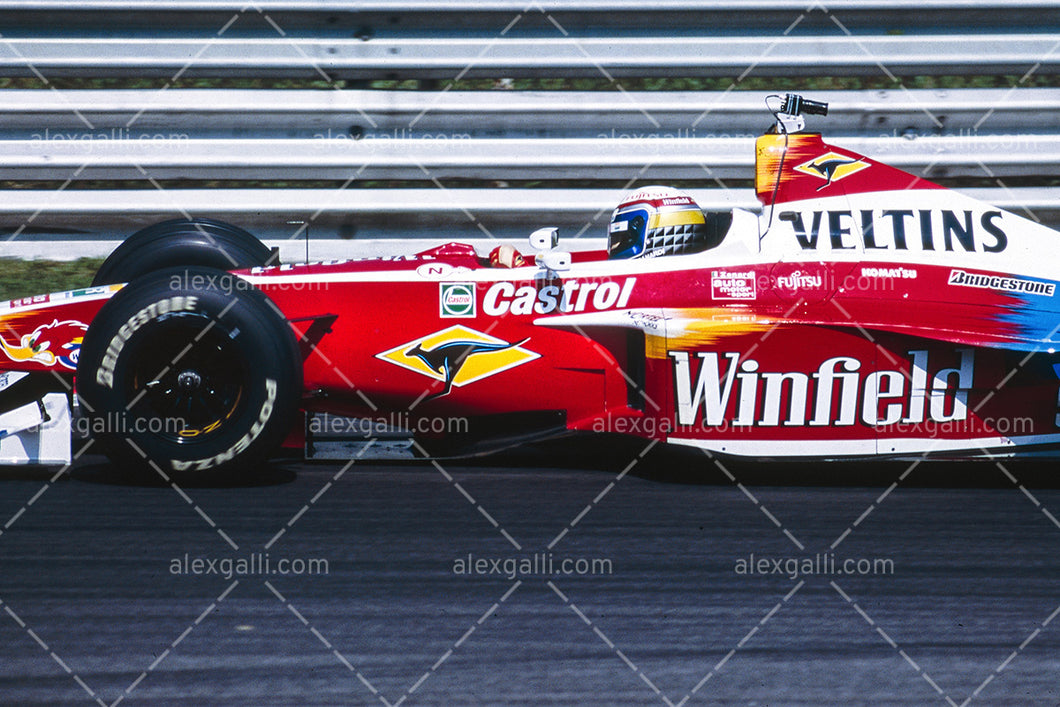 F1 1999 Alessandro Zanardi  - Williams FW21 - 19990157