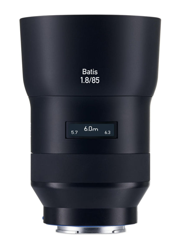 Zeiss Batis 85mm f/1.8 Lens Full-Frame