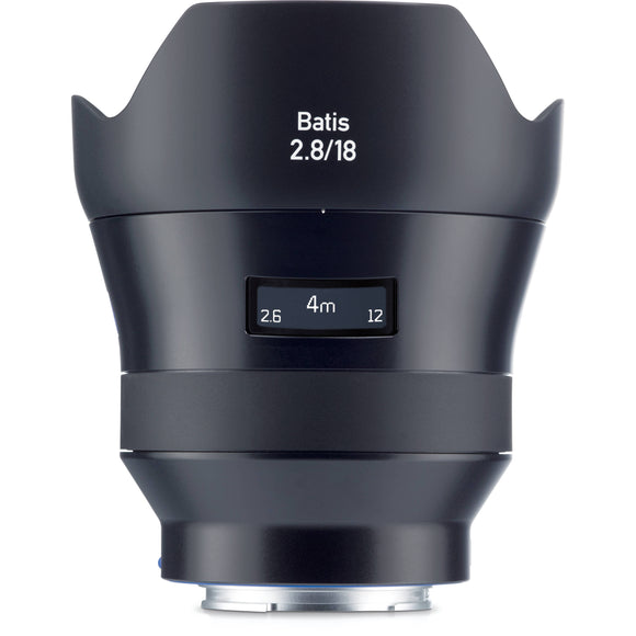 Zeiss Batis 18mm f/2.8 Lens Full-Frame