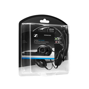 Sennheiser PC3 Chat Headphones with Mic