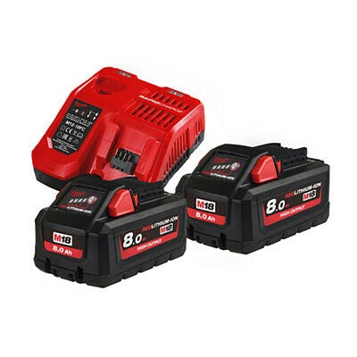 KIT BATTERIE - ENERGY KIT HIGH OUTPUT 18V BATTERIA 12V EXTRA - M18 HNRG-302