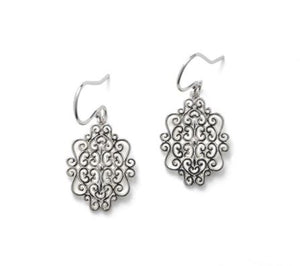 Sterling Silver Joanne Earrings