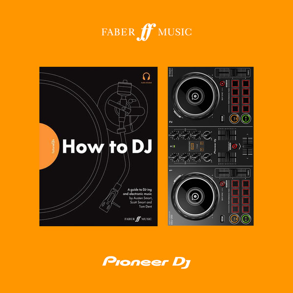 DDJ-200, 'How to DJ' book and video course