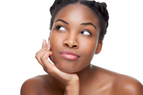 What causes oily skin?