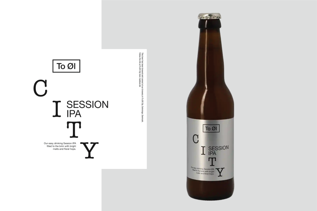 City Session IPA - 33cl