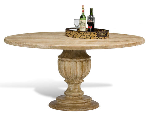 "Echo Canyon 60"" Round Table"