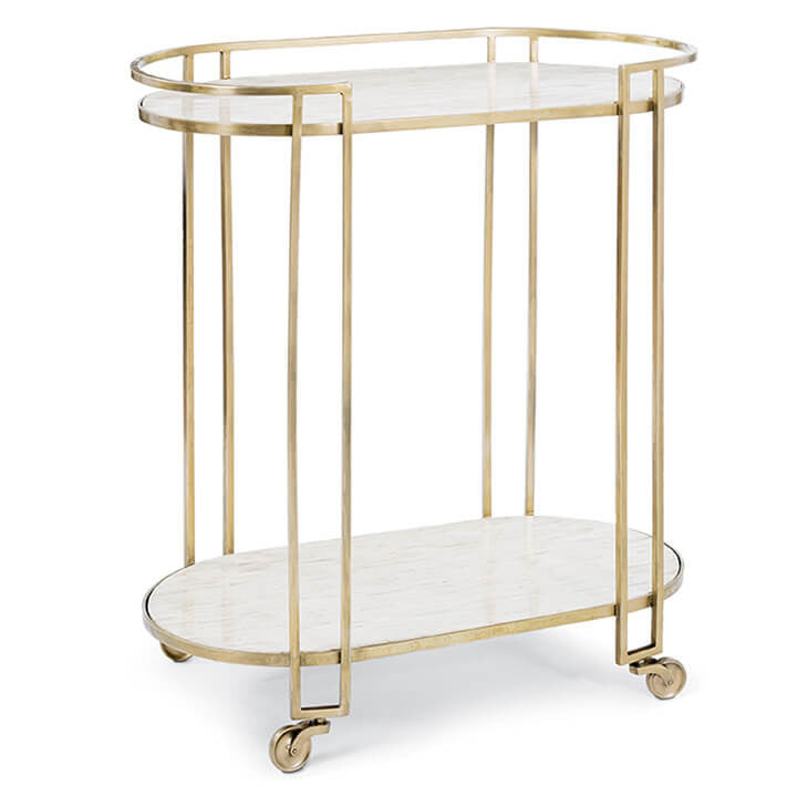 Clubroom Bar Cart