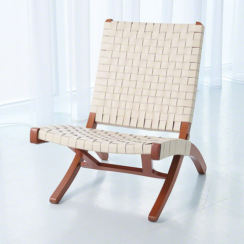 Safari Chair-Ivory