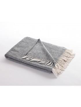 Grey Cloud Herringbone Sweep