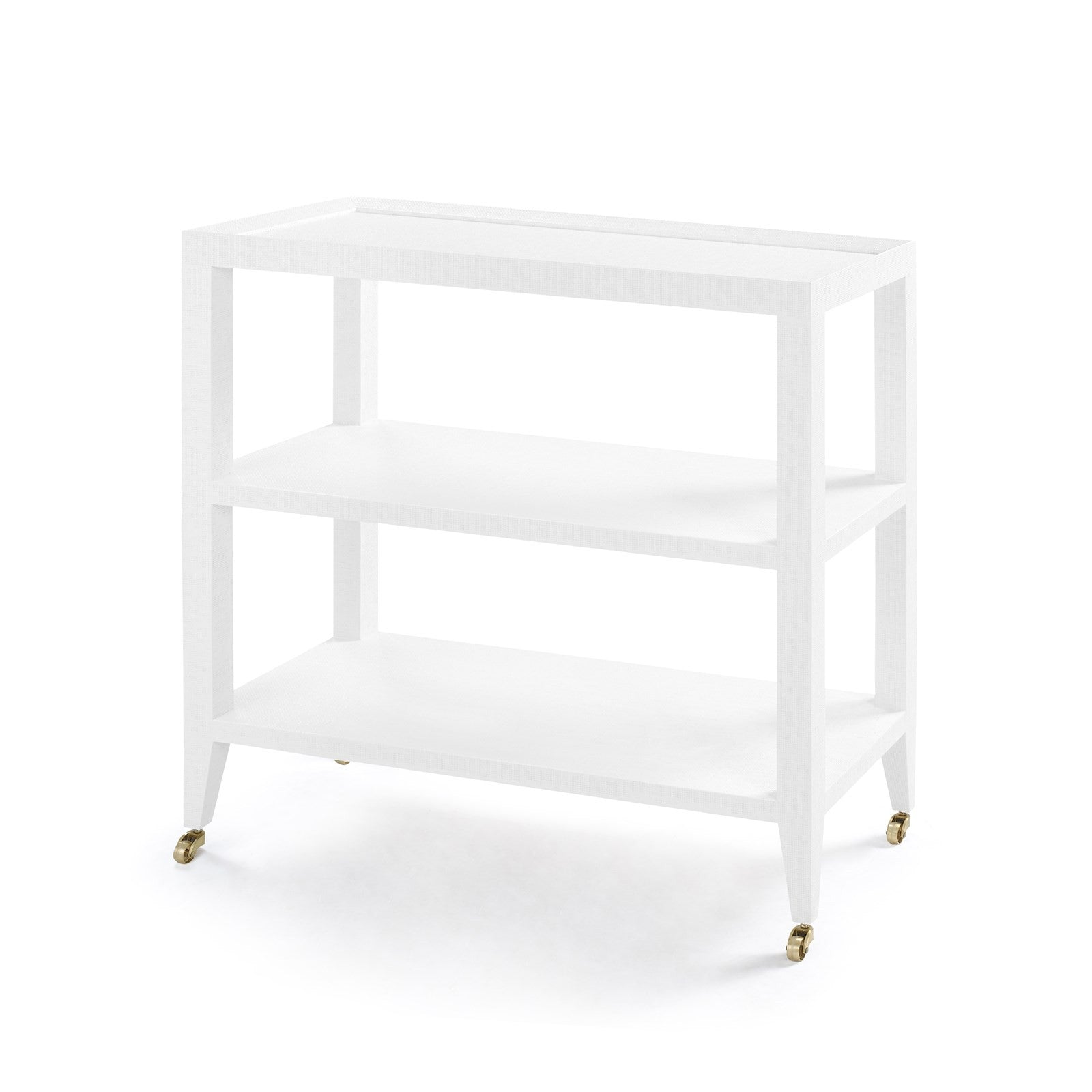 Isadora Console Table, White