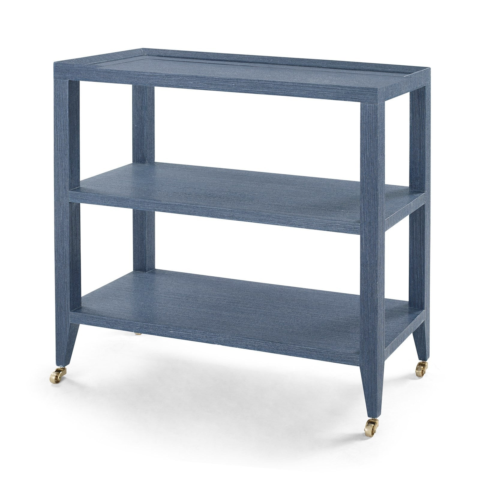 Isadora Console Table, Navy Blue