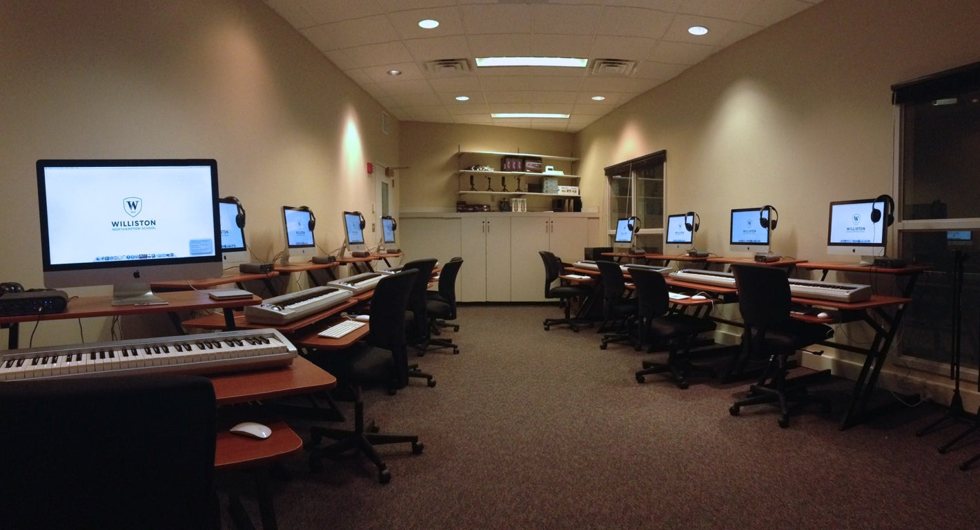 Music Technology Classroom Lab