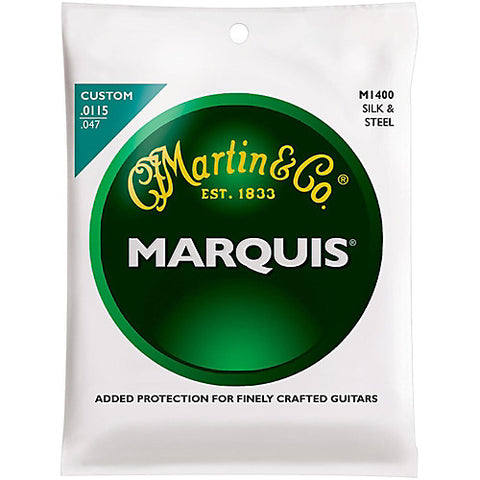 Martin Marquis Phosphor Bronze 12 String Guitar Strings M2600