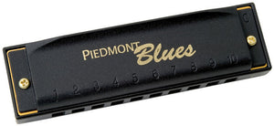 Hohner Piedmont Blues 7-Piece Harmonica Set