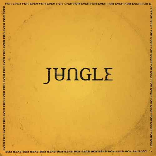 Jungle - For Ever LP