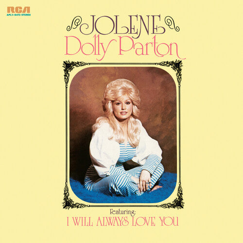 Dolly Parton - Jolene LP
