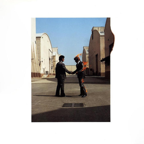 Pink Floyd ‎– Wish You Were Here LP