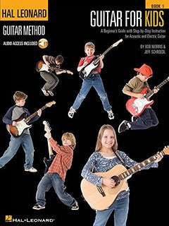 Guitar for Kids - Book 1