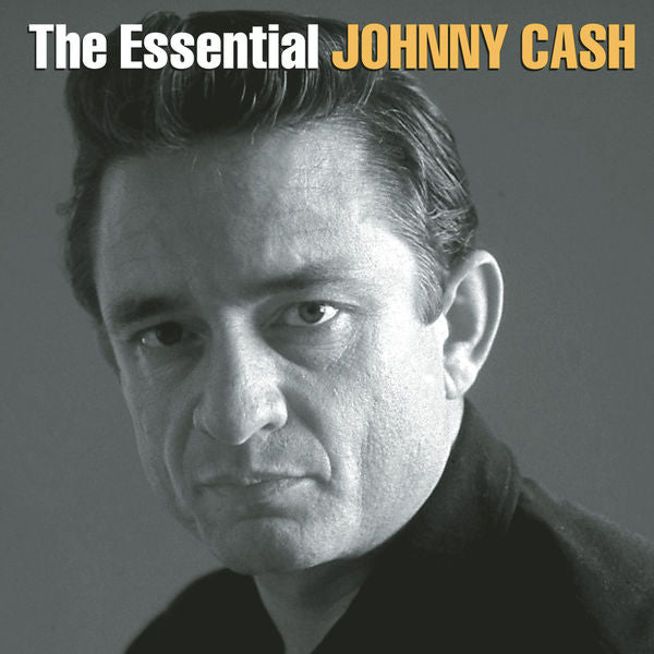 Johnny Cash ‎– The Essential Johnny Cash LP