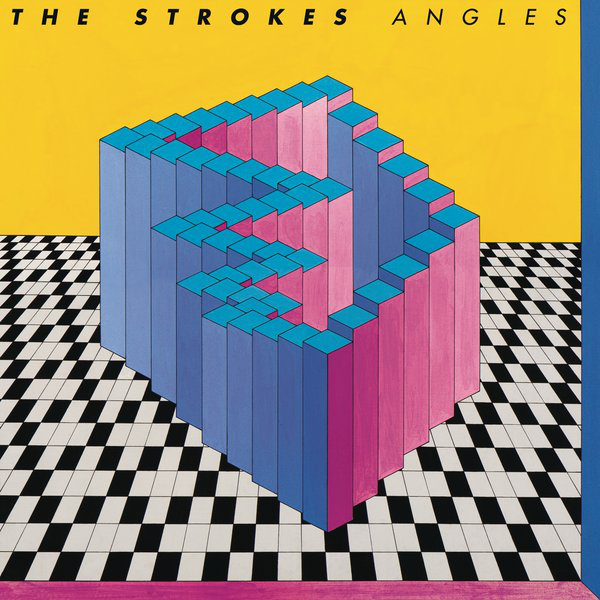 The Strokes ‎– Angles LP