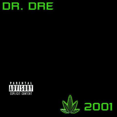 Dr. Dre - The Chronic 2001 LP