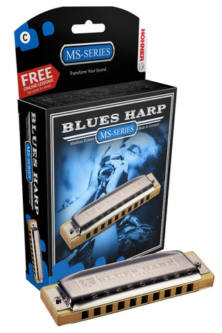 Hohner Blues Harp® MS-Series Harmonica