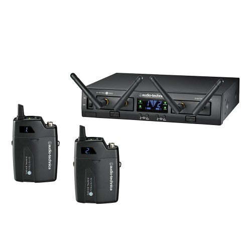 Audio-Technica ATW-1311 System 10 PRO Rack-Mount Digital Wireless System