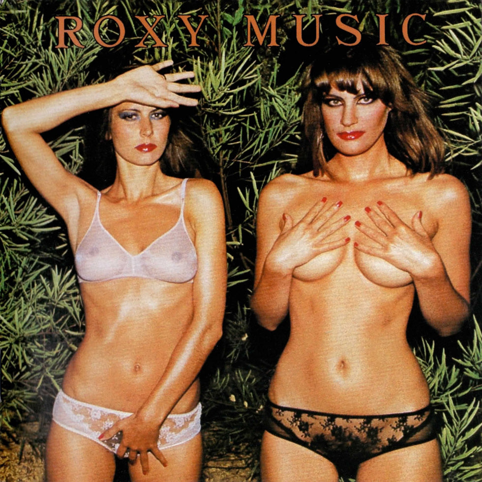 Roxy Music - Country Life LP