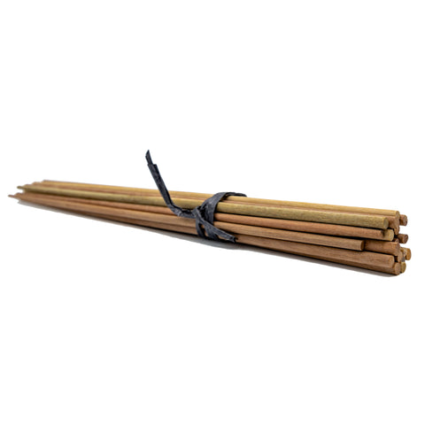 Berimbau sticks from Brazil