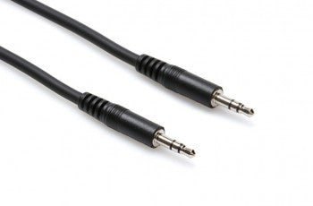 Hosa CMM-103 3' 3.5MM Stereo Interconnect Cable