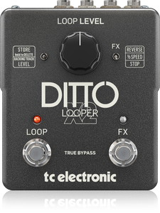 TC Electronic Ditto X2 Looper Pedal