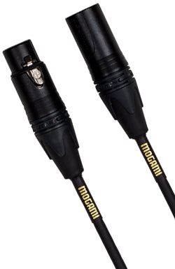 Mogami Gold Stage 20' XLR Microphone Cable
