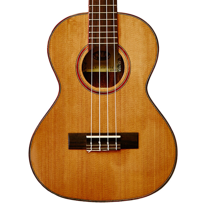 Kala KA-ATP-CTG Solid Cedar Top Acacia Back and Sides Tenor Ukulele
