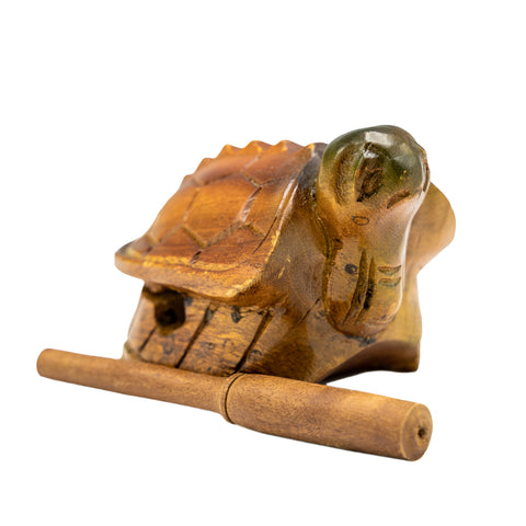 Wood Turtle Guiro